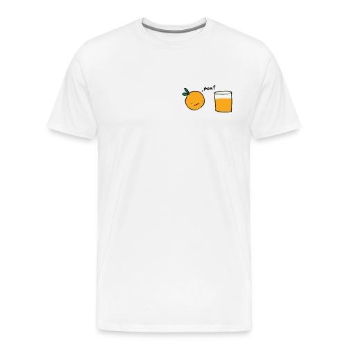 Fresh Oranges - Men's Premium T-Shirt