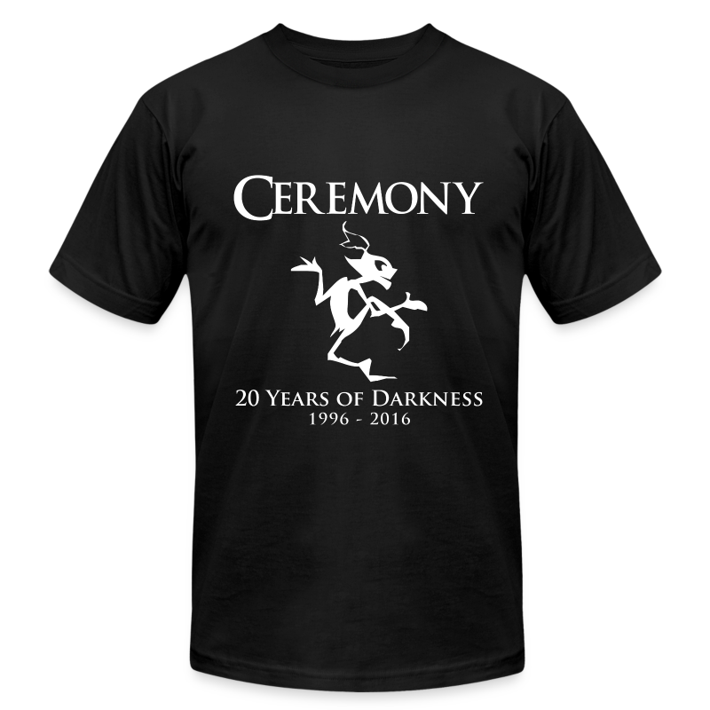 Ceremony 20 - design by Sponge Studio - Men's T-Shirt by American Apparel