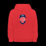 Sweatshirts ~ Kids' Hoodie ~ 34 Legend