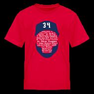 Kids' Shirts ~ Kids' T-Shirt ~ 34 Legend