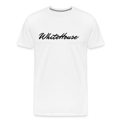White House Shirt - Men's Premium T-Shirt