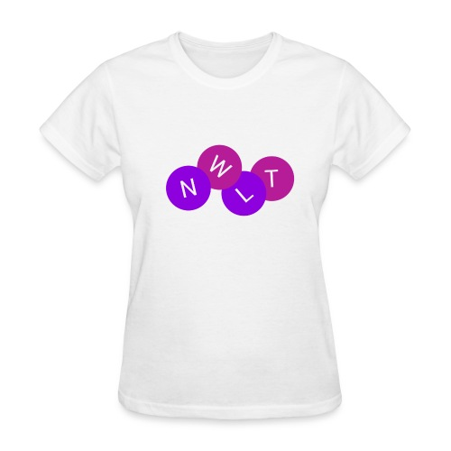 Not Worth Listening To - White Women's T Shirt - Women's T-Shirt