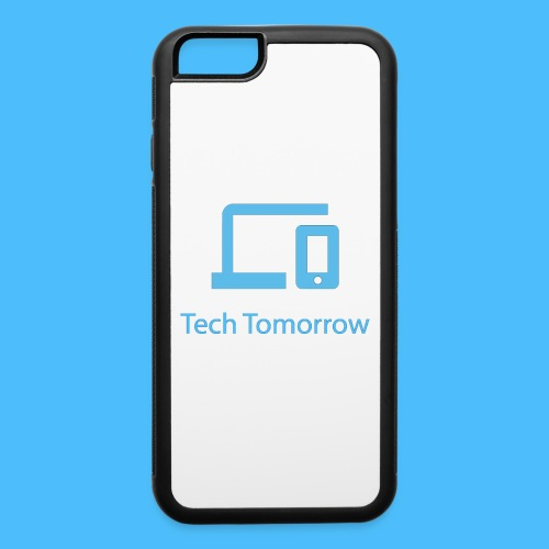 Tech Tomorrow Phone Case (iPhone 6/6s) - iPhone 6/6s Rubber Case