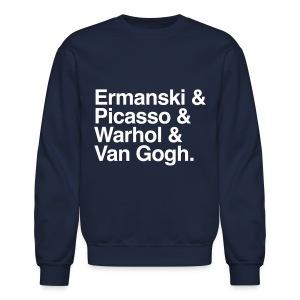 Artists - Sweatshirt - Men - Crewneck Sweatshirt