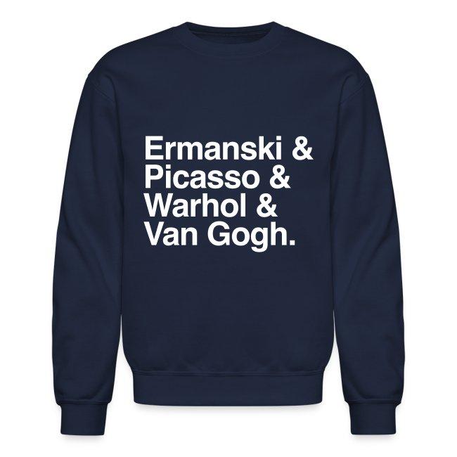 Artists - Sweatshirt - Men