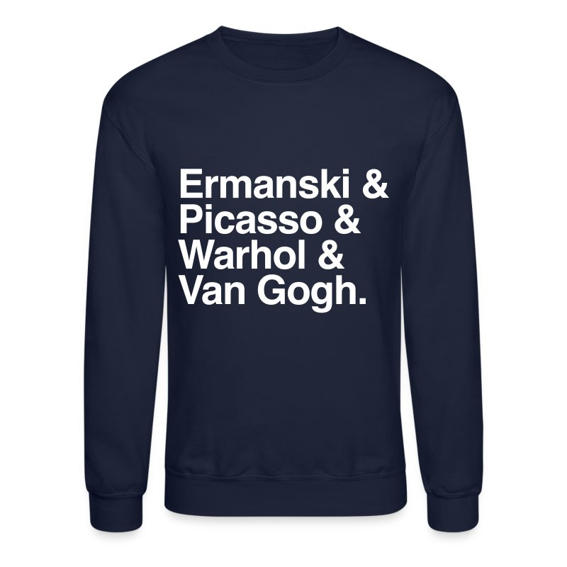 Artists - Sweatshirt - Men - Crewneck Sweatshirt