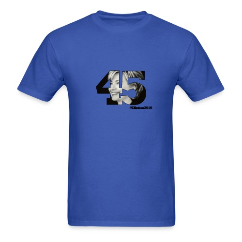 CLINTON 45 - Men's T-Shirt