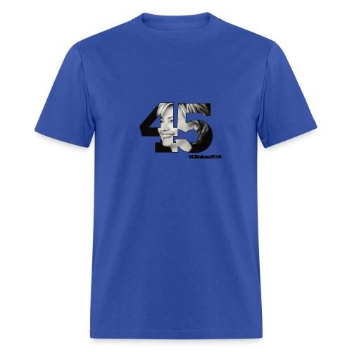 CLINTON 45 - Men's T-Shirt