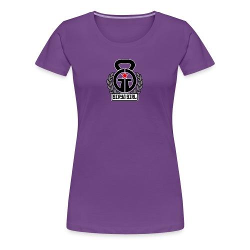 GiryaGirl.com Women's Classic Slim Fit T-shirt - Women's Premium T-Shirt