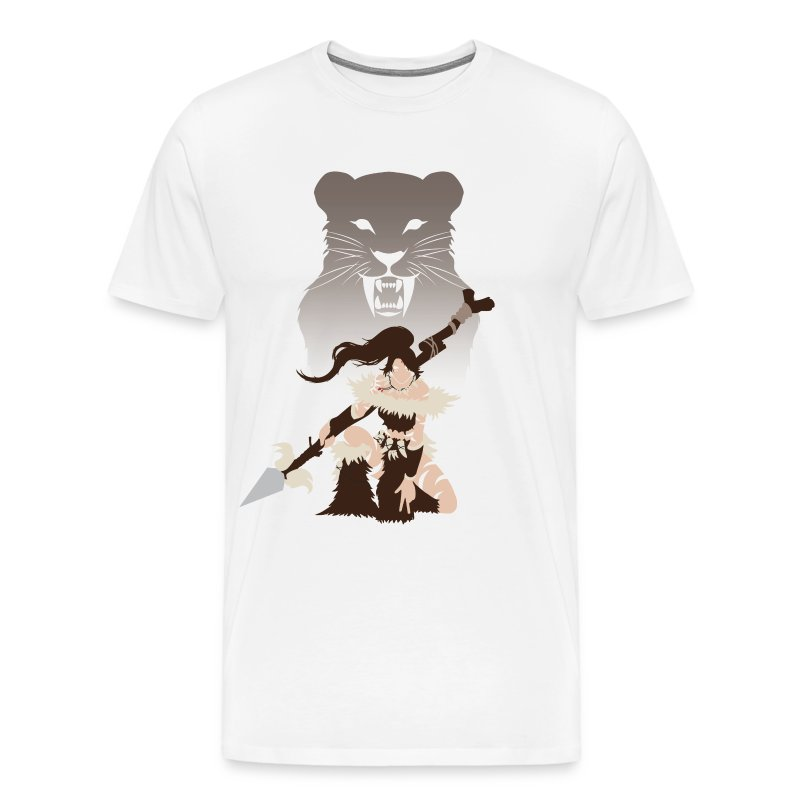 Nidalee - Men's Premium T-Shirt