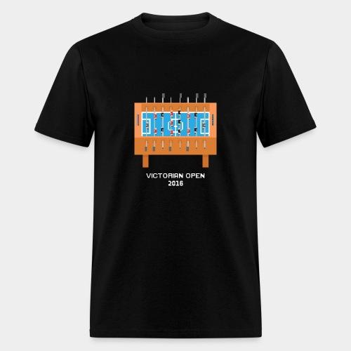 2016 Victorian Open 8 bit tshirt - men's - Men's T-Shirt