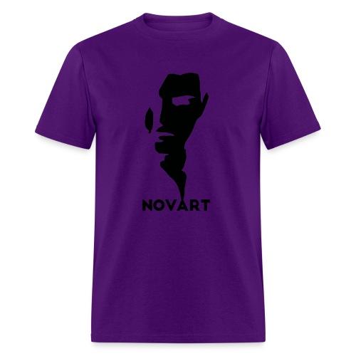 Panske   : purple - Men's T-Shirt