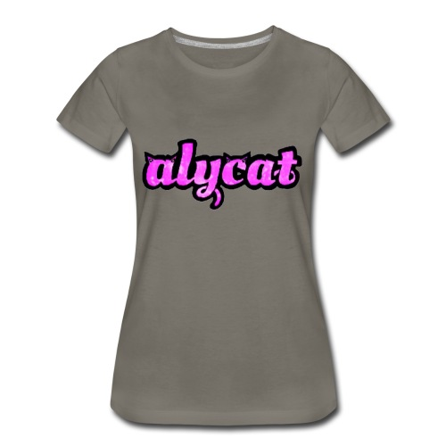 Official Alycat  - Women's Premium T-Shirt
