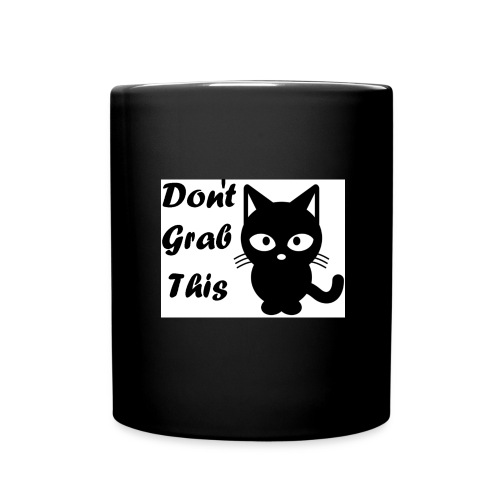 Full Color Mug - 50% of all profits from the DONT GRAB THIS line will be donated to Planned Parenthood in The Donalds name. Show your support for women's rights by making a purchase or going directly to Plannedparenthood.org to make a donation of your own.