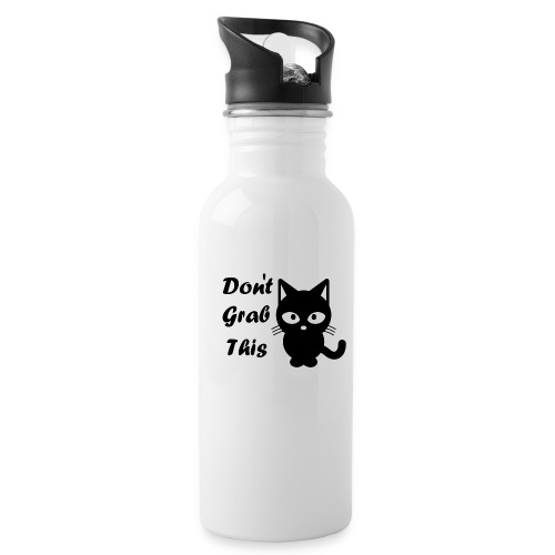 Water Bottle - 50% of all profits from the DONT GRAB THIS line will be donated to Planned Parenthood in The Donalds name. Show your support for women's rights by making a purchase or going directly to Plannedparenthood.org to make a donation of your own.