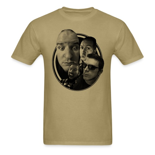 FOUR GOOD FRIENDS - Men's T-Shirt