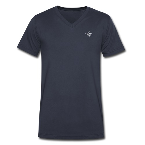 ELV Tee #2 - Men's V-Neck T-Shirt by Canvas