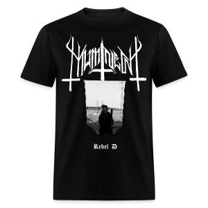 Mumin  - Rebel D - T-Shirt - Men's T-Shirt