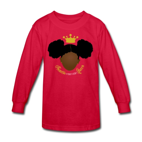 Kid's Long Sleeve - Kids' Long Sleeve T-Shirt