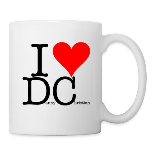 I Love Danny Mug - Coffee/Tea Mug