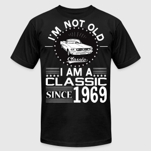 Classic since 1969 T-Shirts - Men's T-Shirt by American Apparel