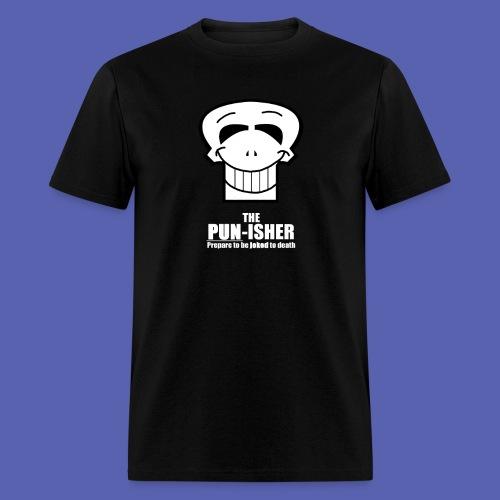 The PUN-isher  - Men's T-Shirt