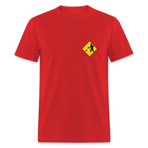 Crosswalk Detectorist - Men's T-Shirt