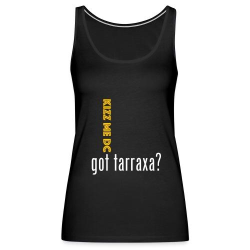 Prem Tank Uni Tarraxa - Women's Premium Tank Top
