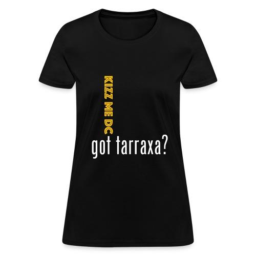 Womens T Shirt Tarraxa - Women's T-Shirt