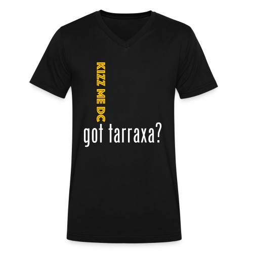 Men Tarraxa 1 - Men's V-Neck T-Shirt by Canvas