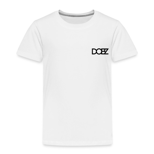 DOBZ Premium Toddler T-Shirt - Toddler Premium T-Shirt