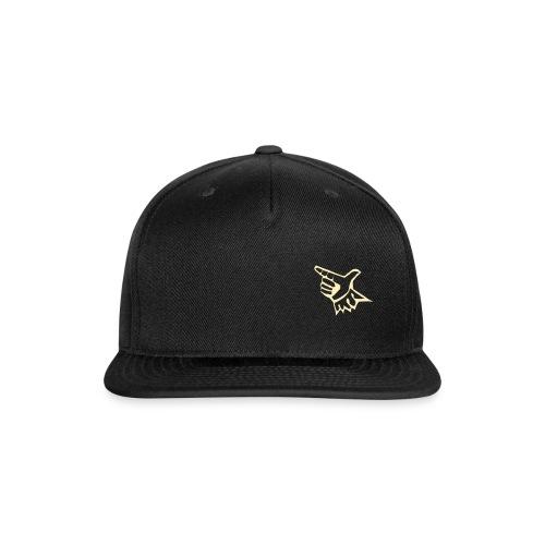 EL Color Variety Baseball Cream Logo - Snap-back Baseball Cap