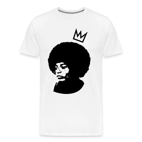 Queen Davis - Men's Premium T-Shirt