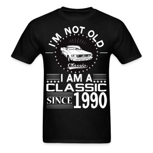 Classic since 1990 T-Shirts - Men's T-Shirt