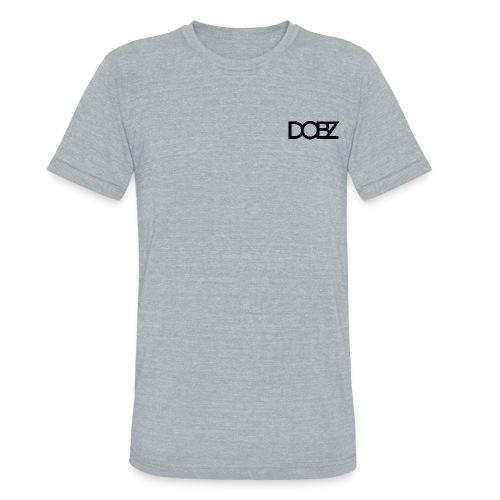 DOBZ Tri-Blend Unisex T-Shirt - Unisex Tri-Blend T-Shirt