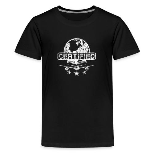 Kids Premium Tee (white logo) - Kids' Premium T-Shirt
