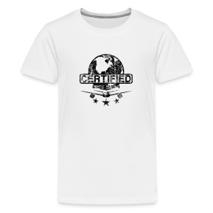 Kids Premium Tee (black logo) - Kids' Premium T-Shirt