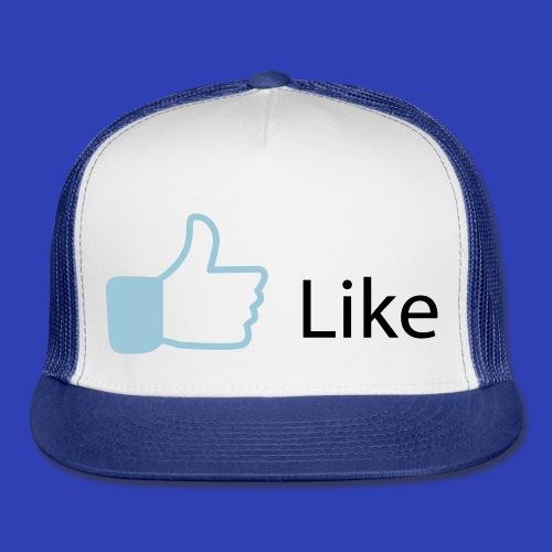 Facebook Cap - Trucker Cap