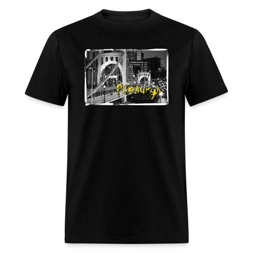 Bridges Photo Tee - Men's T-Shirt