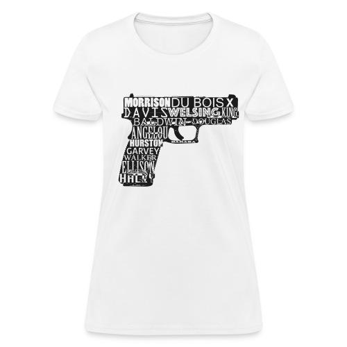 Weapon of Choice - Women's T-Shirt