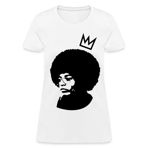 Queen Davis - Women's T-Shirt