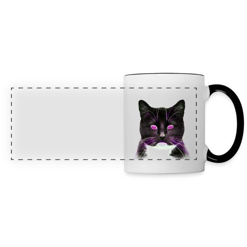 Cool Cat Magenta - Panoramic Mug