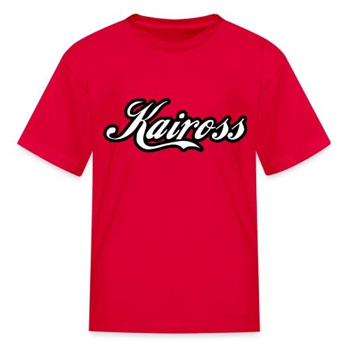 Kaiross T-shirt (Youth) - Kids' T-Shirt
