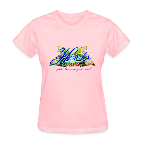 Hoots Spa - Women's T-Shirt