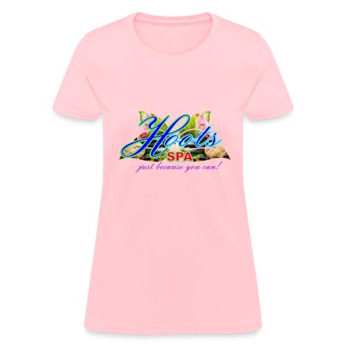 Hoots Spa - Women's T-Shirt