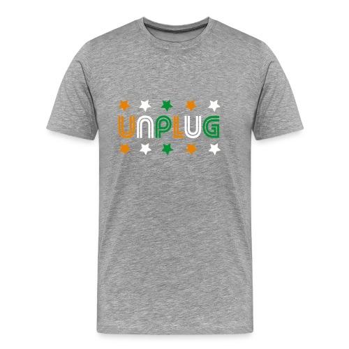 DDJ UNPLUG (Cote d'Ivoire) - Men's Premium T-Shirt