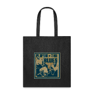 Bags & backpacks ~ Tote Bag ~ Playin' the blues