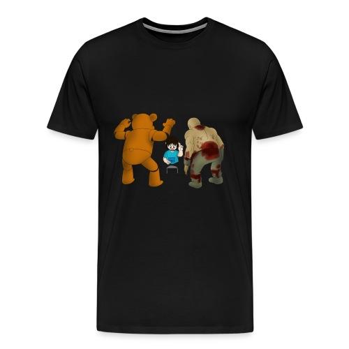 No Fricks Given Men's T - Shirt - Men's Premium T-Shirt