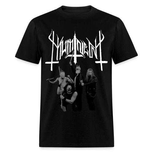 Mumin  - Band Members - T-shirt - Men's T-Shirt