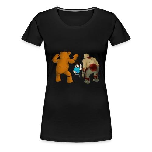 No Fricks Given Women's T - Shirt - Women's Premium T-Shirt